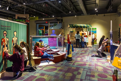 Preview: Ring in spring at Children's Museum of Atlanta