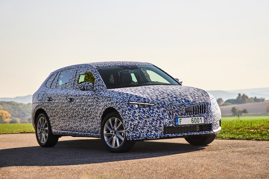 Technology, design, connectivity: With the ŠKODA SCALA the Czech brand completely redefines its offering in the compact car segment