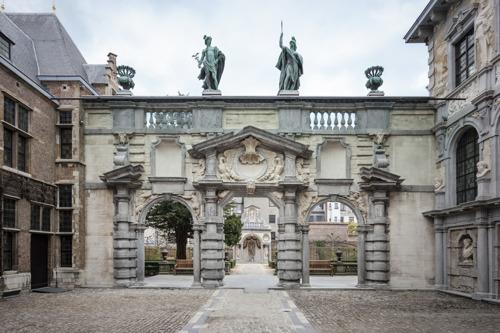 """Das Rubenshaus wurde für die Restaurierung des Portikus und des Gartenpavillons mit dem prestigeträchtigen """"EU-Preis für das Kulturerbe / Europa Nostra Award 2020"""" ausgezeichnet."""