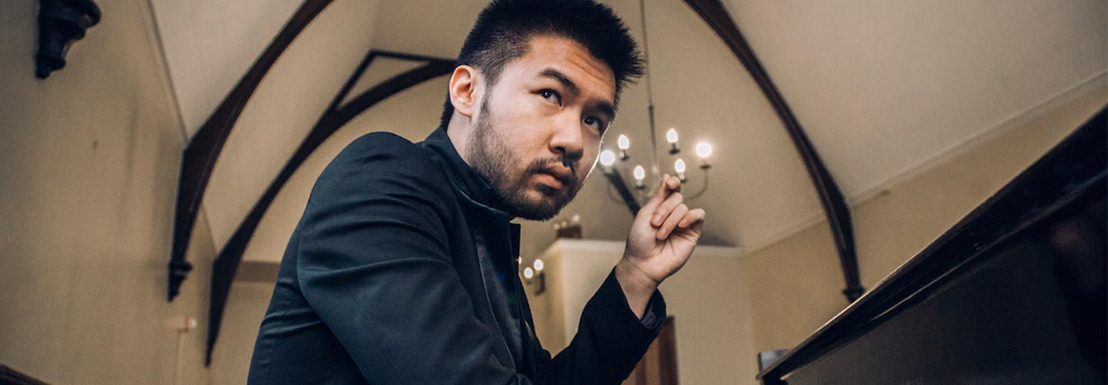 Conrad Tao to be featured in World Premiere performance  of David Lang's new opera The Loser at BAM, September 7-11