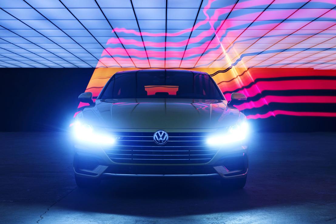 Douglas Sonders y las nuevas estrellas de Volkswagen