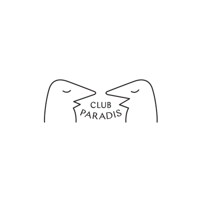 Club Paradis | PR & Communications press room Logo