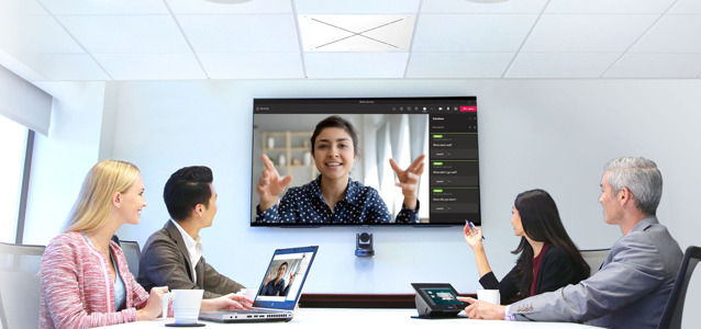Video conferencing: Sennheiser and QSC help to make the experience more engaging