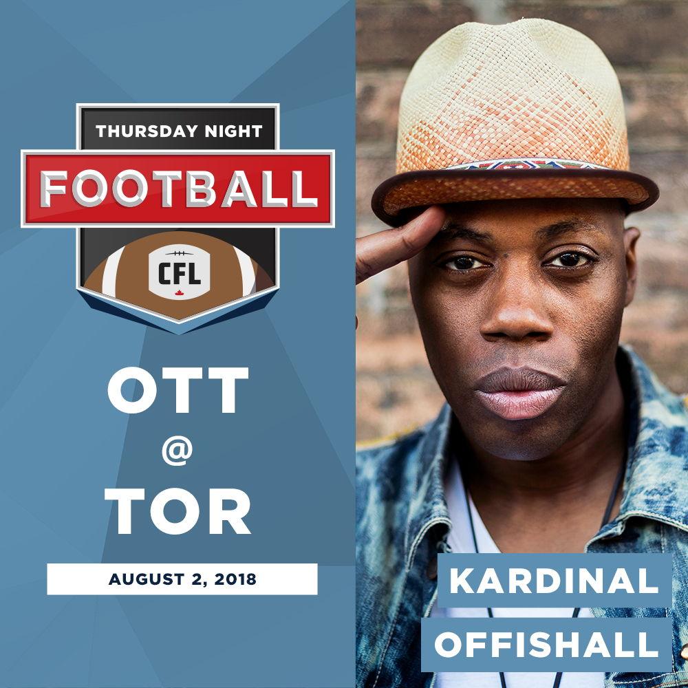 Kardinal Offishall | TOR | August 2