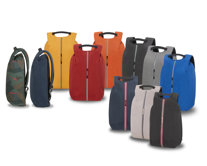 Preview: Samsonite Securipak :