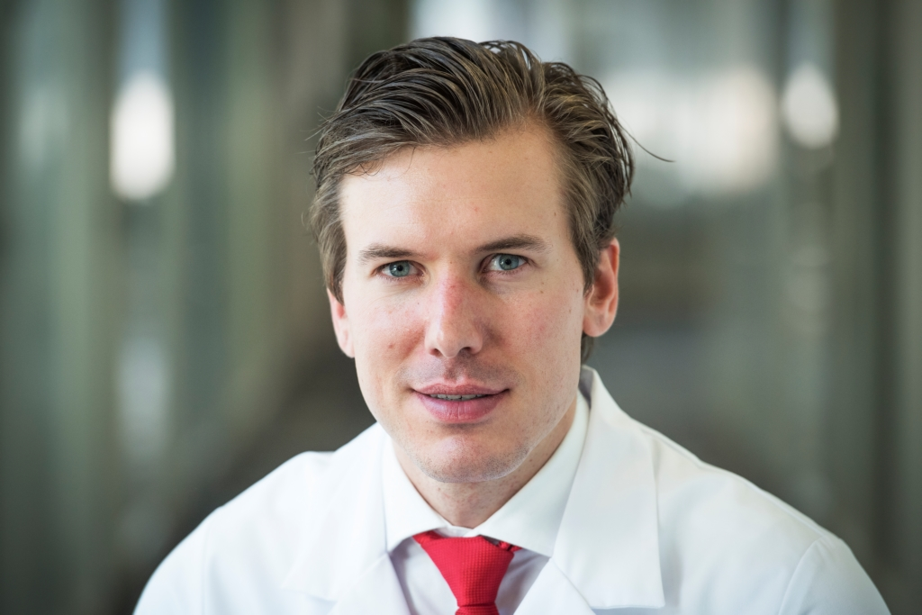 dr. Guido Claessen (UZ Leuven)<br/>©  UZ Leuven