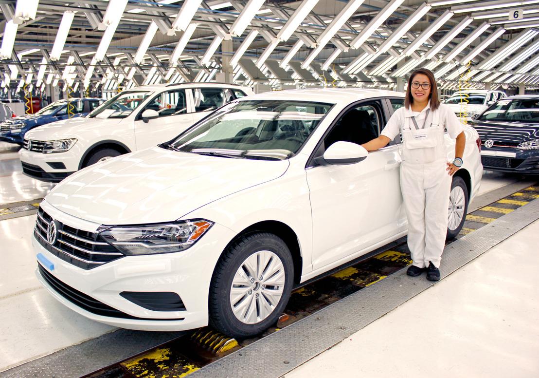 Volkswagen de México se une a la celebración del Día Internacional de la Mujer