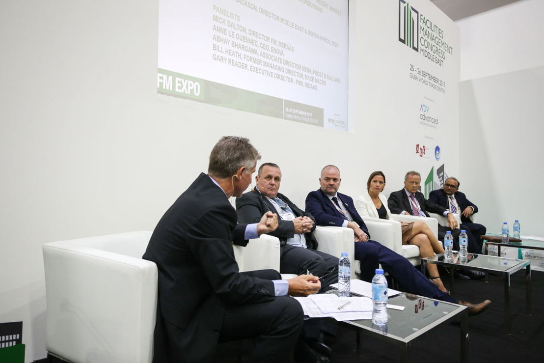 Panel discussion FM EXPO 2017