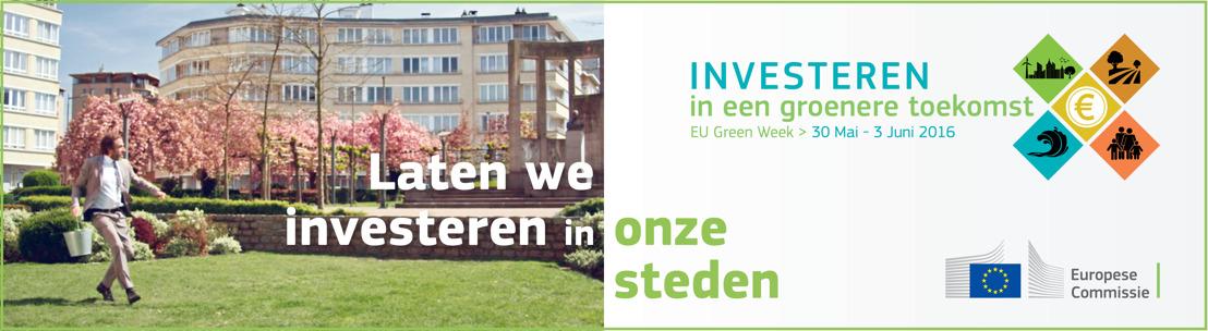 Ondertekening van het Pakt van Amsterdam voor duurzamere steden