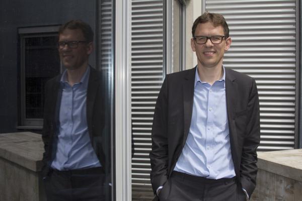 Jan Dekeyser, Managing Director Thomas Cook Belgium