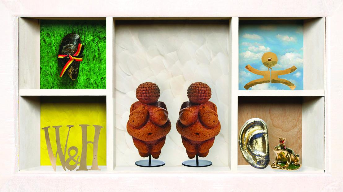 Treten Sie ein in die surrealistische Welt von Schmuckdesignerinnen Wouters & Hendrix