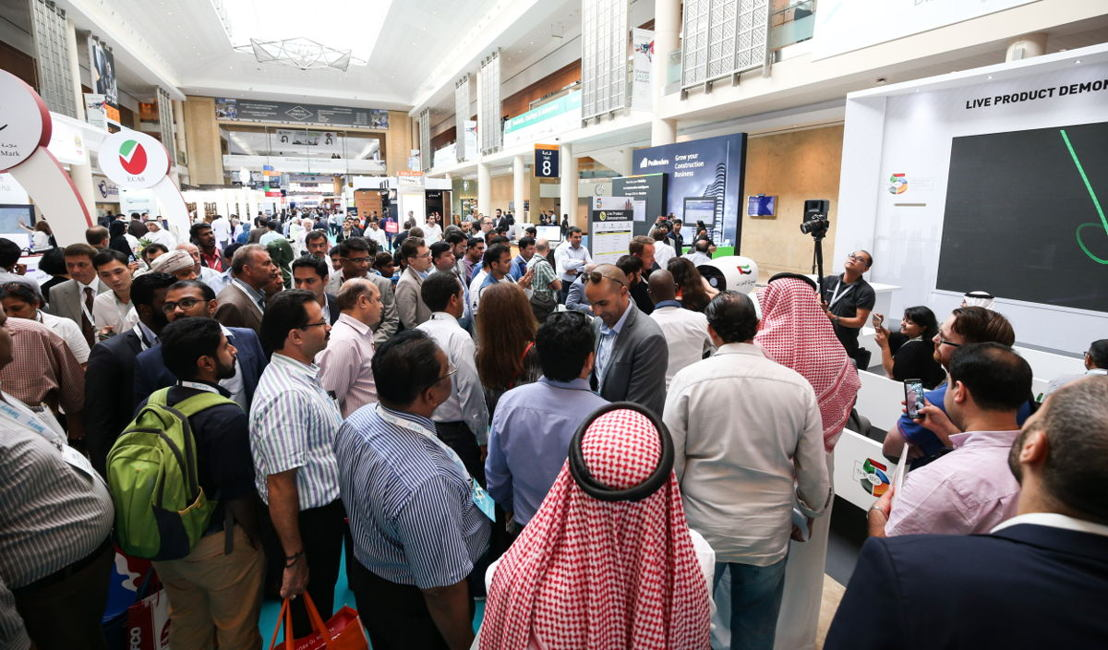 Live deomos at The Big 5 in Dubai 2017