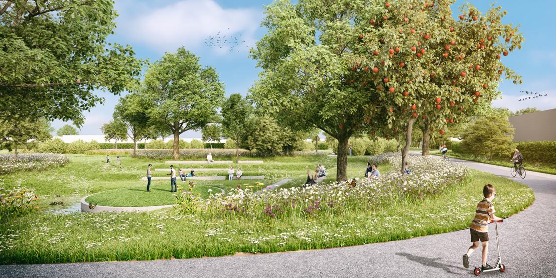 Uitnodiging lancering nieuw bouwproject Durabrik in Roeselare