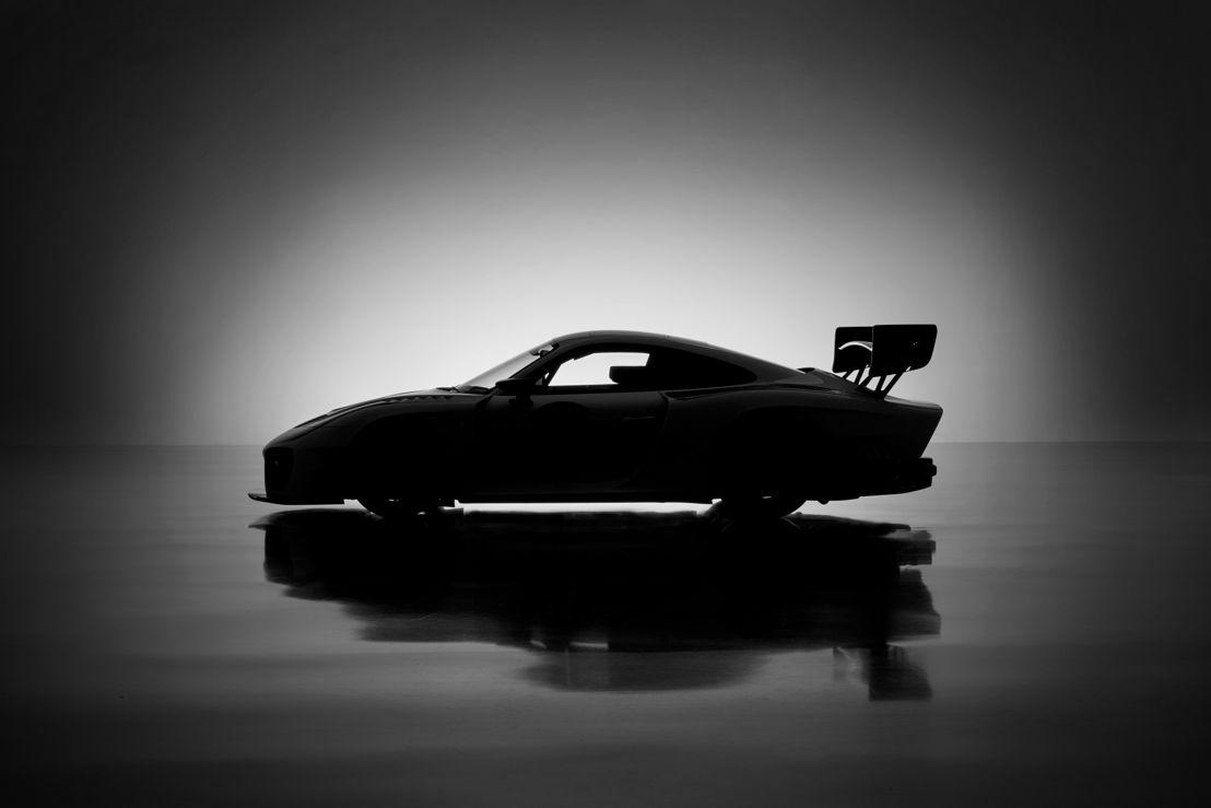 Estreno mundial: nueva versión exclusiva del Porsche 935 - Un auto de 700 caballos para carreras de clubes, con motivo de los 70 años de autos deportivos Porsche