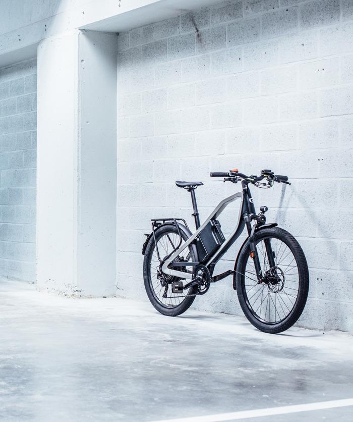 Volkswagen D'Ieteren Finance lance Bike-Moby, une formule de leasing financier pour les vélos