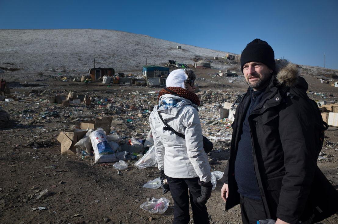 Maatschappelijke werkers in Mongolië (c) VRT