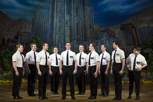 Back by popular demand: The Book of Mormon performances begin July 17 at the Fox Theatre