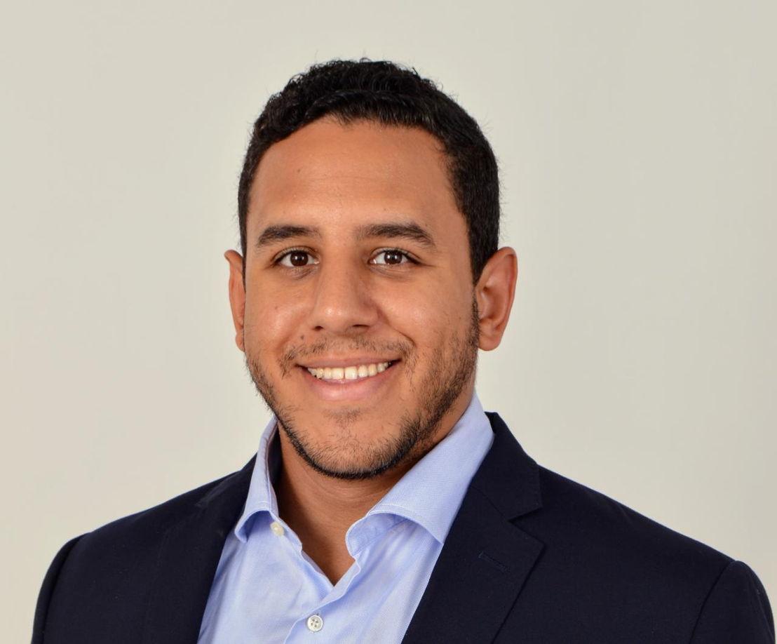 Omar Essam Barakat from The Chartered Institute of Building