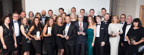 9 Travel Awards voor Thomas Cook / Neckermann en haar partners