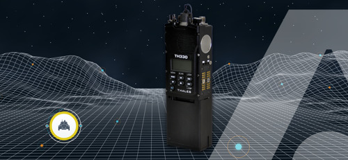 Thales Receives Continued Orders for the U.S. Army's Leader Radio Program