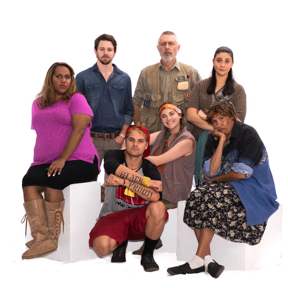 Cast of 8MMM.