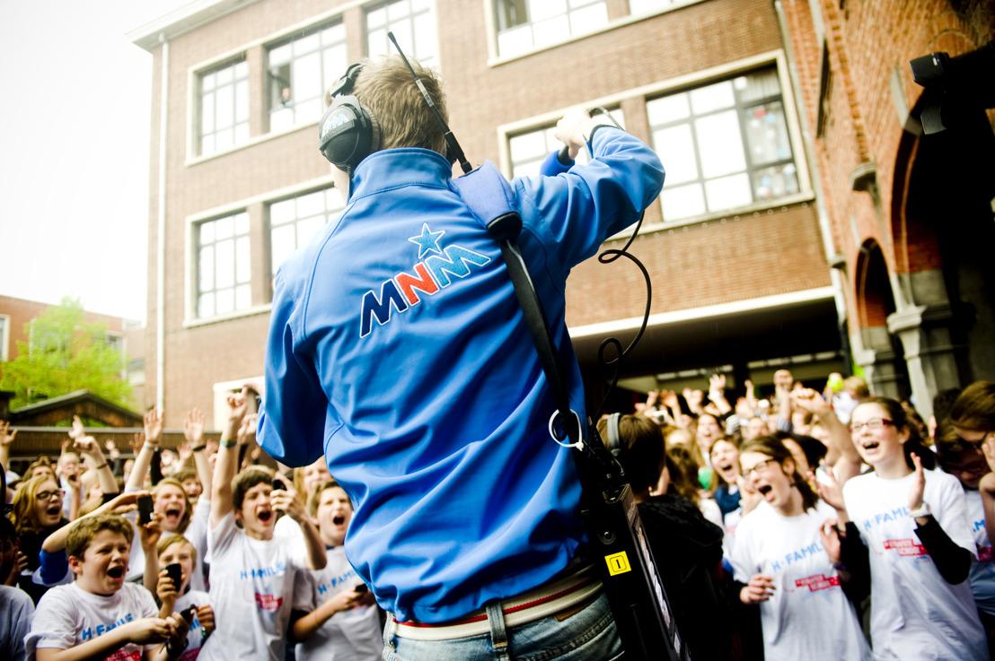 Jongste VRT-radionet bereikt dagelijks bijna 180.000 jongeren