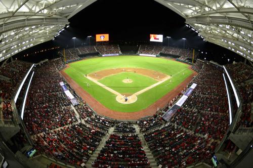 El nuevo estadio de los Diablos Rojos del México ofrece una experiencia visual integral con tecnología de Panasonic