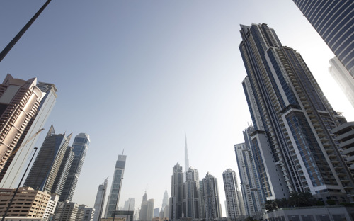 USD 531 BILLION PROJECTS ATTRACT BUILDING ENVELOPE LEADERS TO THE UAE