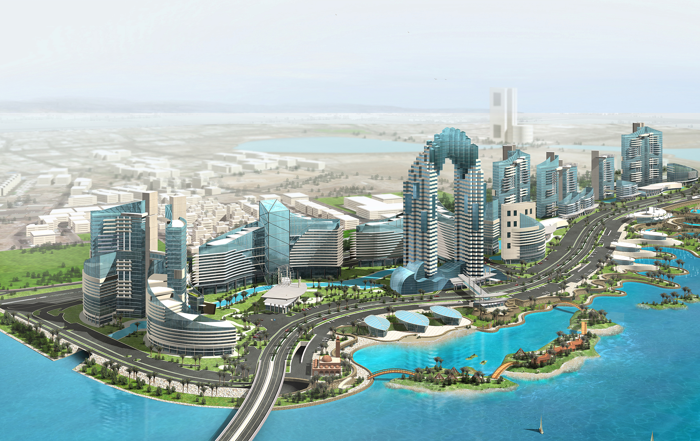 EXPANSION AND REDEVELOPMENT DEFINE SAUDI ARABIA CONSTRUCTION CLIMATE