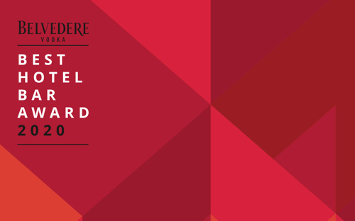 Belvedere Best Hotel Bar Awards 2020