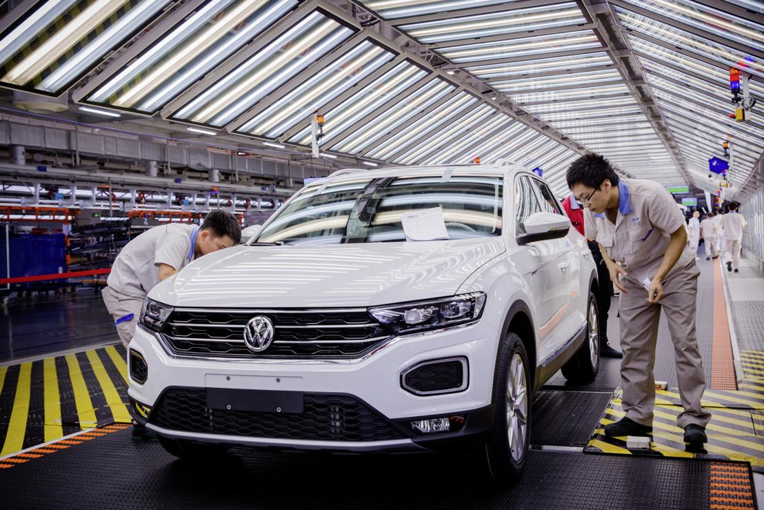 Volkswagen expande su producción en China