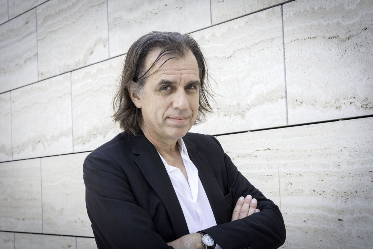Dirk De Wachter, professor in de psychiatrie en auteur van onder meer Borderline Times over Post-Serie-Dip