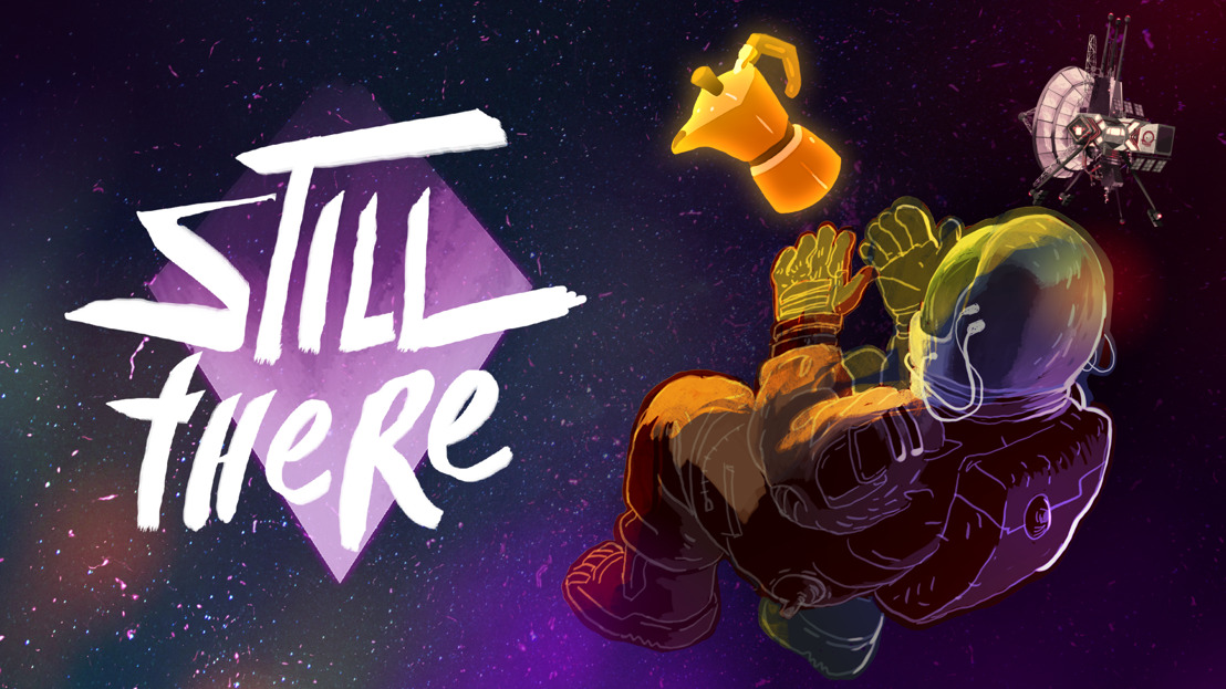Humorous and emotional adventure game Still There available TODAY!