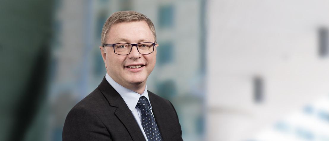 """Le CFO belge de Securitas AB a été élu """"CFO of the year 2016"""" en Suède"""