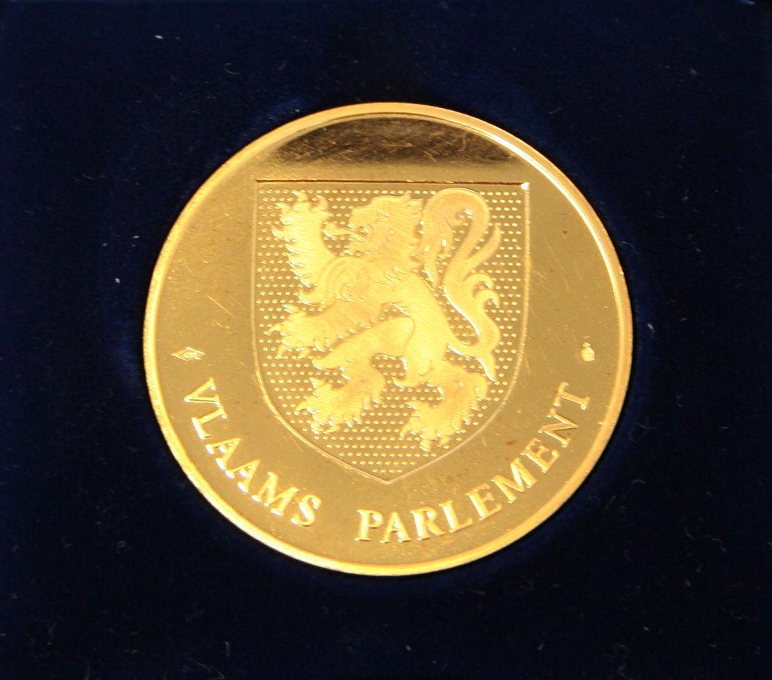 Gouden Erepenning Vlaams Parlement