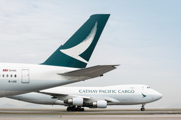 Preview: Cathay Pacific named 'Best in Future of Connectedness' at 2021 IDC Future Enterprise Awards