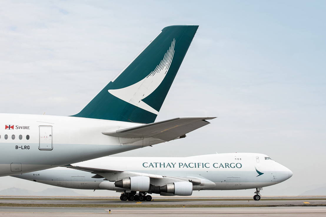 Cathay Pacific named 'Best in Future of Connectedness' at 2021 IDC Future Enterprise Awards