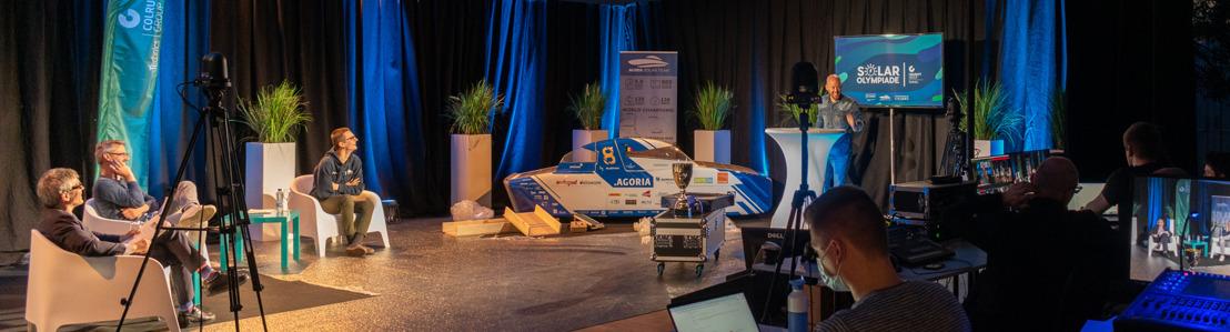 150 jongeren nemen deel aan unieke online editie van de Solar Olympiade