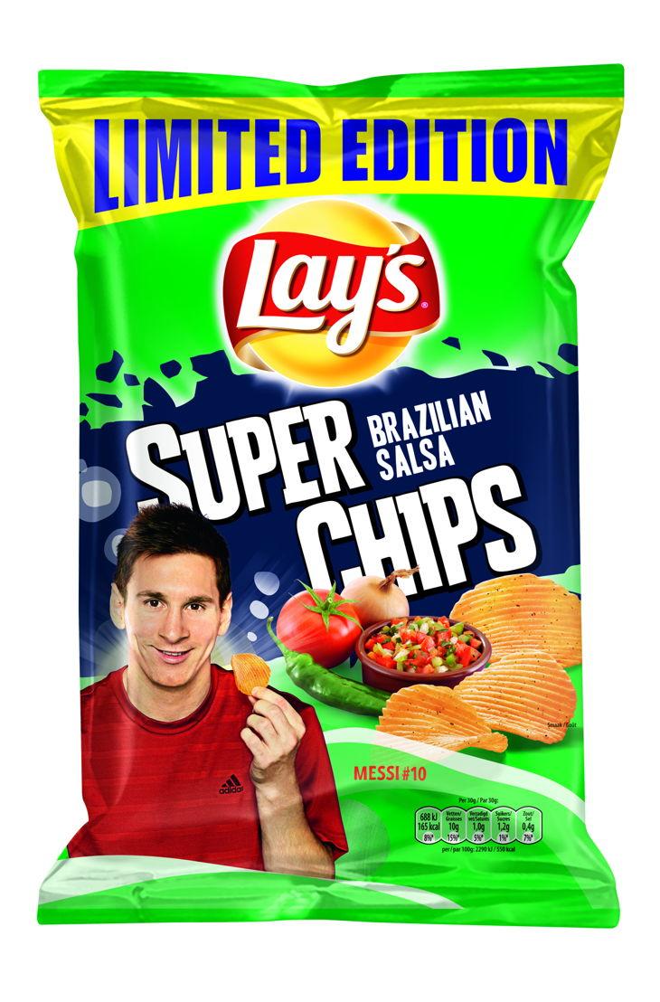 Lay's SuperChips 'Brazilian Salsa'