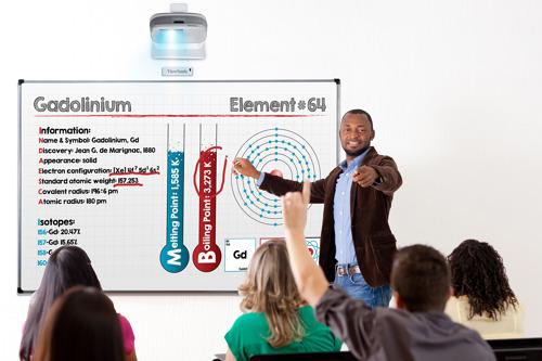 ViewSonic anuncia proyector para educación interactiva que incluye software para crear y compartir contenidos en el aula