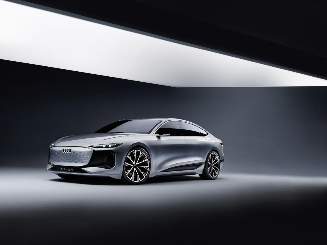 Audi A6 e-tron concept – the next e-volution