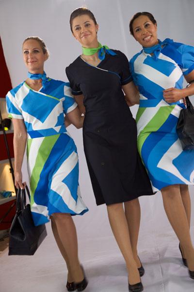 Dnata And Marhaba Unveil Striking New Uniform
