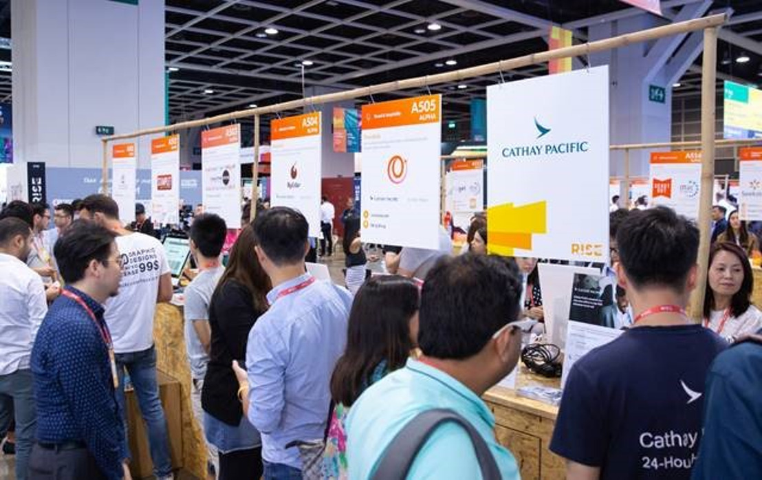 Move Beyond Tomorrow with Cathay Pacific at RISE