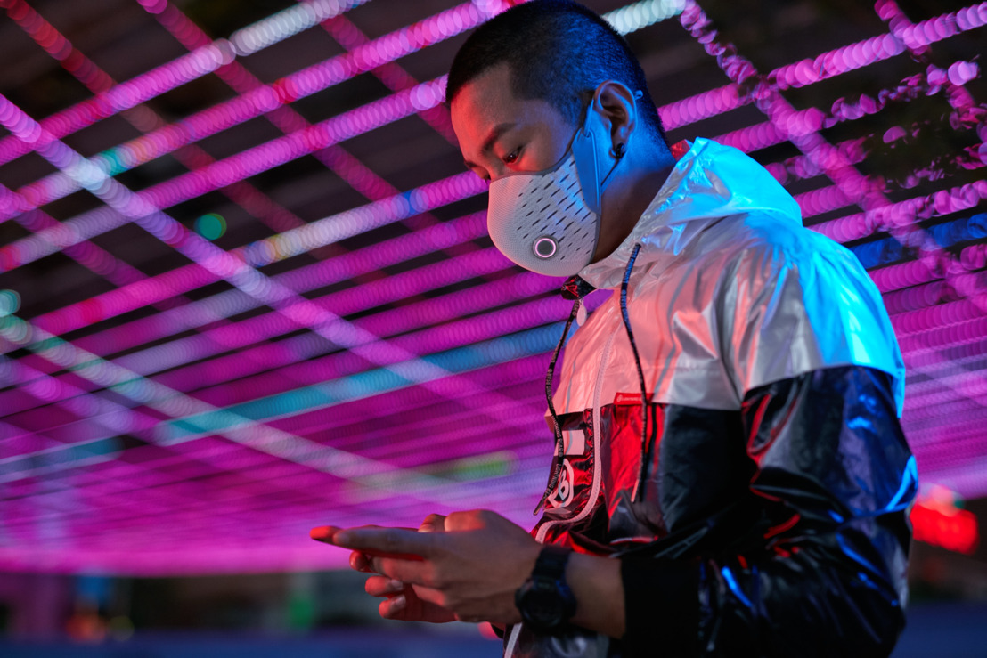 AirPop Active+ Face Mask: The World's First Smart Air Wearable for Active Movement is Now Shipping