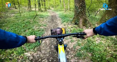 [CROATIAN] RTL Tehnolovac odveo gledatelje na adrenalinsku vožnju novim hi-tech biciklom Greyp G6.3