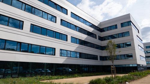 Opvallende geveltechnieken voor Luikse ziekenhuis Clinique du MontLégia