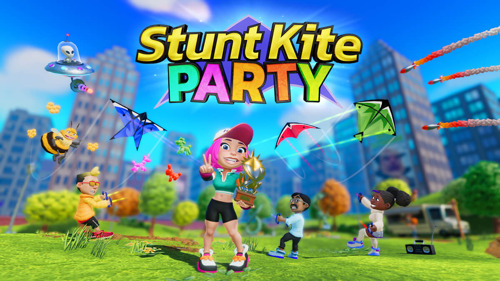 Stunt Kite Party announced for Nintendo Switch™
