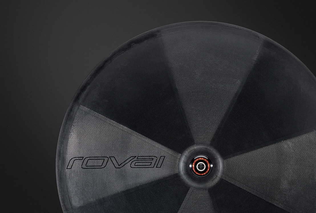 The Roval 321 Disc Wheel