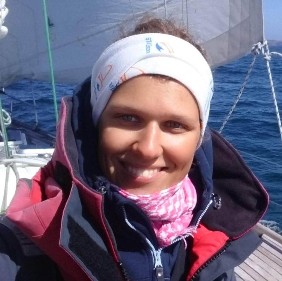 Team Sail4Sustainability - Linda Marie