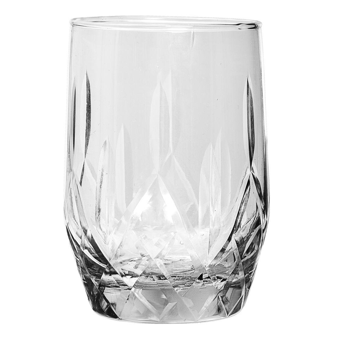 Bloomingville Drink glas lijnen - €14